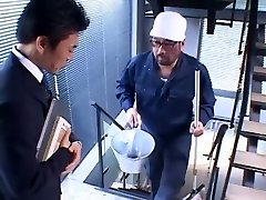 Super-naughty Japanese lady in Amazing JAV scene