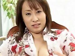 Crazy Chinese whore in Exotic Big Funbags, Mature JAV movie