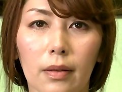 Hottest Japanese model in Handsome Mature JAV clip