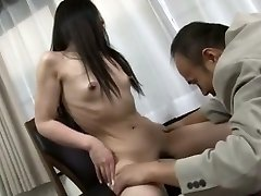 Fabulous Japanese girl in Finest Mature, Cuni JAV clip
