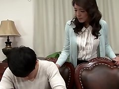 Amazing Japanese dame in Crazy Mature, HD JAV vid