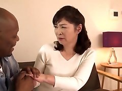[blb-005]big Black Spears A Japanese Mature Woman Goes For A Big Black Ride