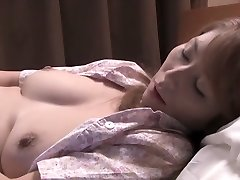 Horny Asian nymph in Amazing Solo Female, Masturbation JAV clip