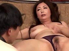 Chinese Aged Ayano Murasaki and Bondman (Uncensored)