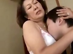 Affection of Mother and Sonny