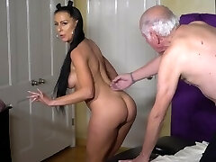 Rubdown Prank Gone Sexual