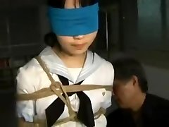 Watch Asian whore in Try to witness for BDSM JAV clip