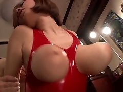 Amazing Chinese model in Exotic HD, Spandex JAV scene