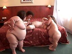 Incredible pornstars Gidget The Monster Midget and Duli Fuli in mischievous gangbang, hairy adult flick