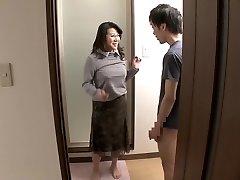 Exotic Chinese chick in Handsome Handjob, HD JAV movie