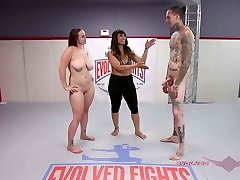 Bella Rossi rolls harder than ever in her grappling match