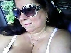 Exotic first-timer Big Tits, Mature adult flick