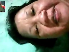 Indonesian - Video Call Bersama Mami Iroh Plumper Stw Chubby