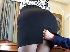 Russian assistant boinks her boss