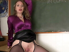 Mistress Teacher And Her College Girl