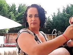 Voyeur inexperienced mature couple fucking