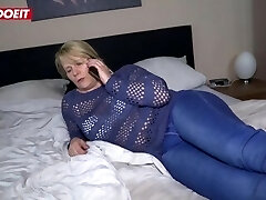 LETSDOEIT - German Wife Cheats and Fucks Her Boss At Home