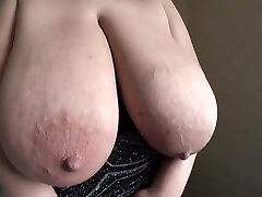 Ruriko S Cup - Big Saggy Large Tits with Milk
