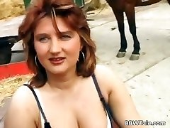 Chubby milf loving in hot country part2