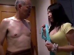 3 girls big knockers party with shigeo tokuda and mates :D
