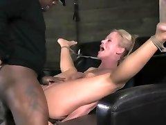 GERMAN Cougar MOM CRYING BIG BLACK Man Sausage HARD FUCKING