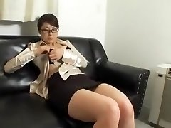 Amazing homemade Big Tits, Secretary sex clip