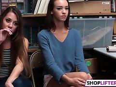 Lucky LP Officer Caught 2 Shoplifters
