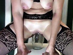 Milf huge injection 3