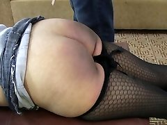 Bi Damsels Get Their Butts Blistered Part 1
