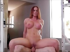 Reverse Cowgirl Compilation 6 with cumshots