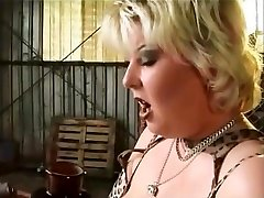 obese babe well fucked and taking a facial cumshot
