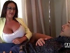 Mummies Big Breasts provide the Ultimate Therapy