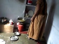 Indian Maid Enticed By Proprietor When Wife Not Home