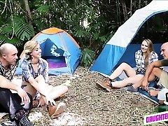 Alyssa and Haley sharing stepdads weenies