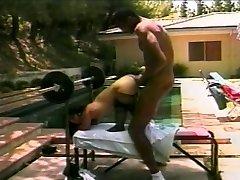 Scorching midget bangs a good-sized hard cock