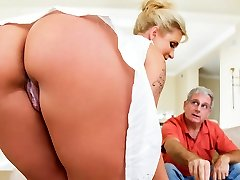 Ryan Conner & Bill Bailey in Take A Seat On My Spear - Brazzers