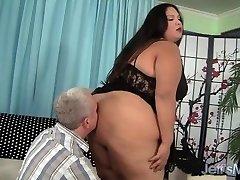 Fat latina BBW Lorelai Givemore Wide Load Fucky-fucky