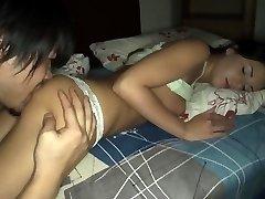 Dad screws sleeping step daughter 02
