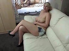 Big Bap Slut Cougar Wants To Drink! JOI! WANK!