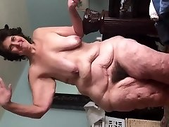 Flapping Naked and Hairy