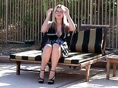 Public Nudity & Upskirt Video - DanielleFtv