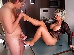 Ultra-kinky Homemade movie with Mature, Fetish scenes