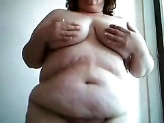 plus-size strip and dance