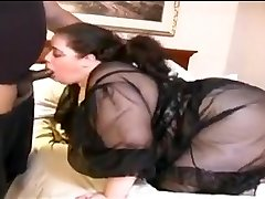 Bbw White Wife Romps Small Black Dick