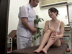 Amazing Japanese lady in Horny Massage, MILF JAV clip