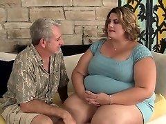Fat and horny BBW Erin Green xxx drill