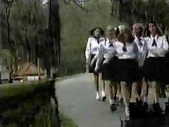 Old-school retro german porn