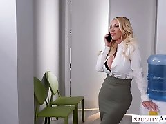 Kinky AMERICA TOO MUCH OFFICE SEX
