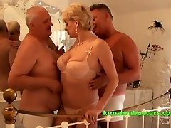 John pops next to ravage his neighbours wife