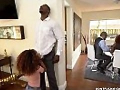 Horny Black Daughter-in-law